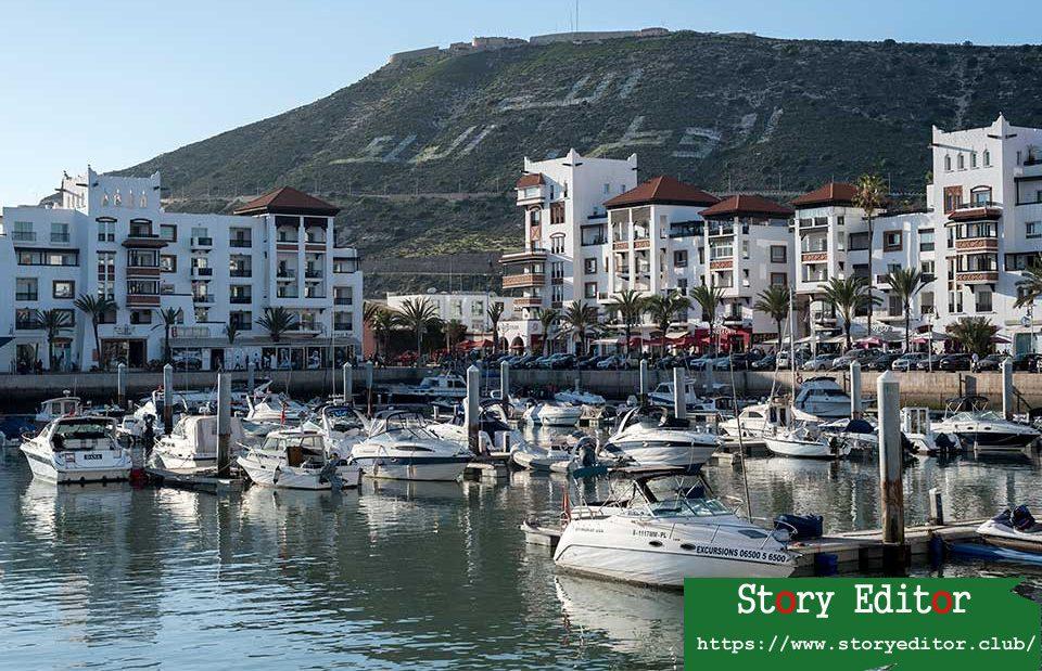 Agadir Holiday city Morocco