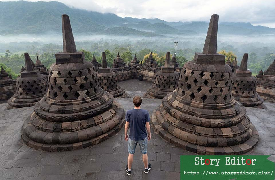 Borobudur Prambanan and a chicken-shaped church