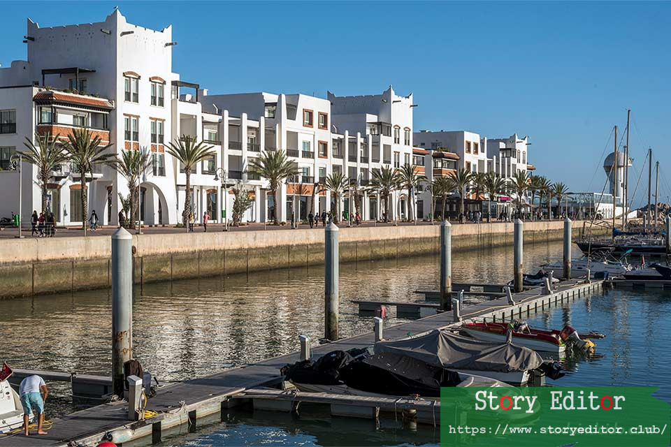 Agadir Port (Morocco)