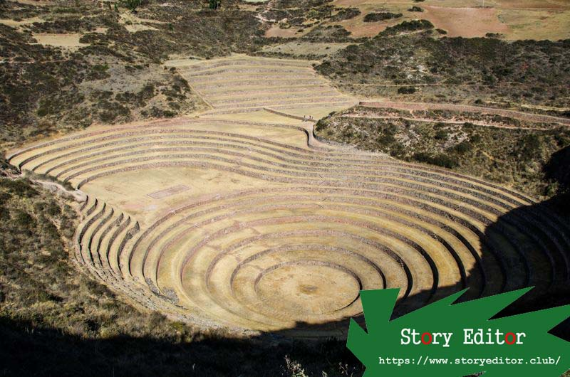 sacred valley of the incas moray