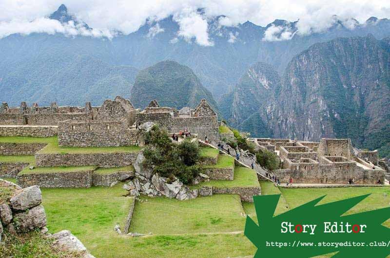Wonderful places of Peru