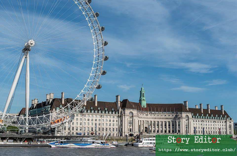 Study English in London